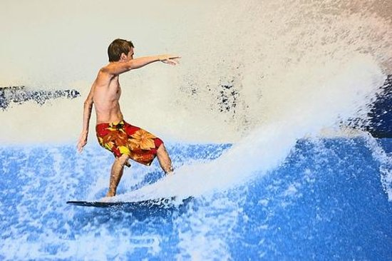 Stand Up Riding Picture Of Fantasy Surf Kissimmee