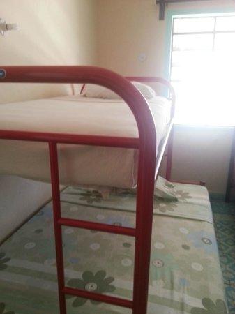 Hostal Casa Nico: dormitorio