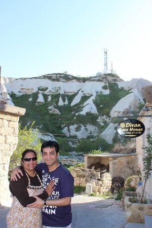 Divan Cave House: Divan Cave Enterance