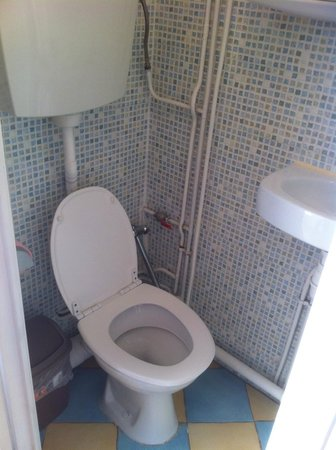 Hotel Studios Phenicio : sanitaire