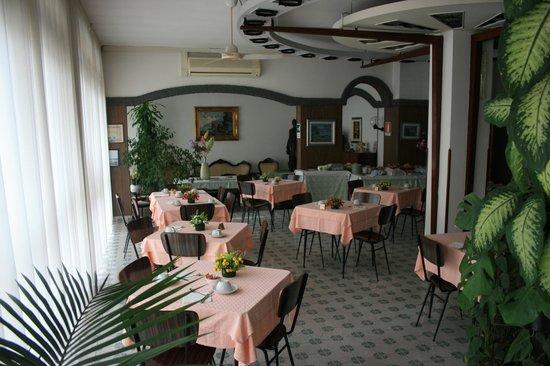 Hotel Europa: vista interna