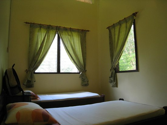 Sepilok B&B: First Lodge - in need of spruce up