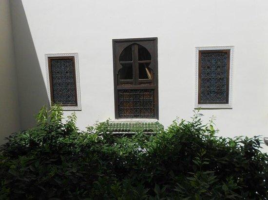 Riad Dar Dialkoum : puits de lumière