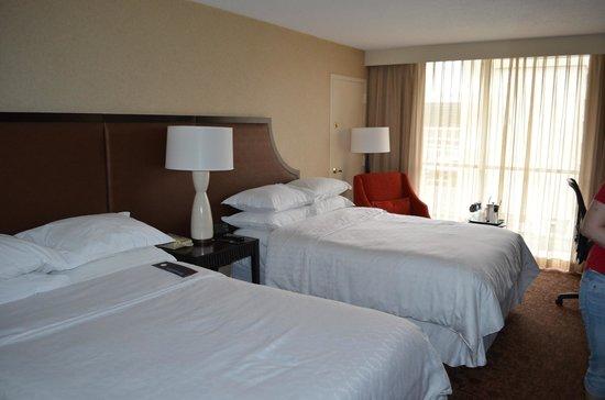 Sheraton Atlanta Hotel: Room #971