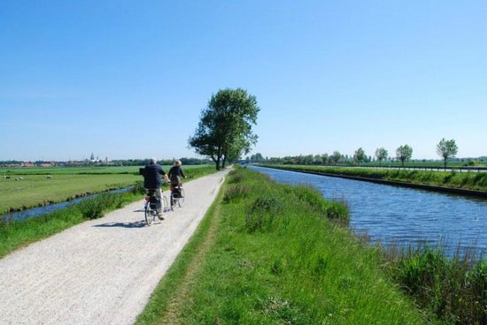 Campagne sur Mer B&B : have nice walk with te bikes