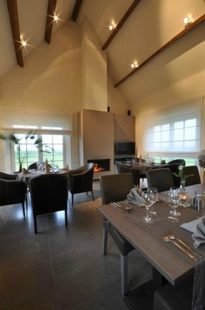 Campagne sur Mer B&B : Breakfast room