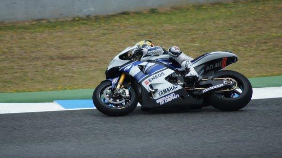 Circuito de velocidad de Jerez: One of the top Spanish riders - Jorge Lorenzo