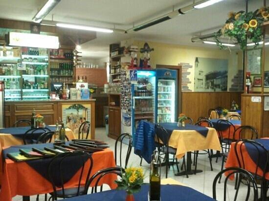 Capolona, อิตาลี: vista sala Dini