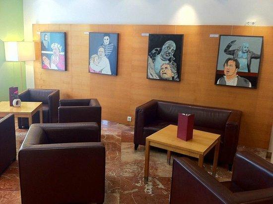 ARCOTEL Castellani : Lobby