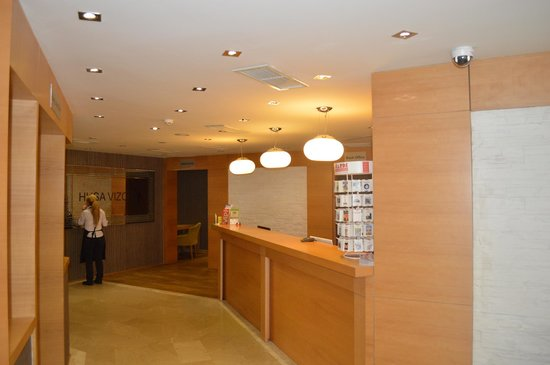 Vizon Hotel: Accueil Hotel - ML