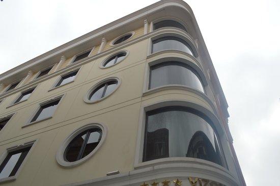 Vizon Hotel: Vu extérieur VIZON - ML