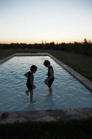 Dar Tasmayoun: Marche sur l'eau