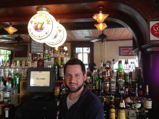 John Steven ltd: the bartender