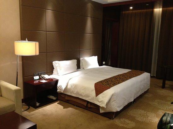 Intercity Hotel: room view 1