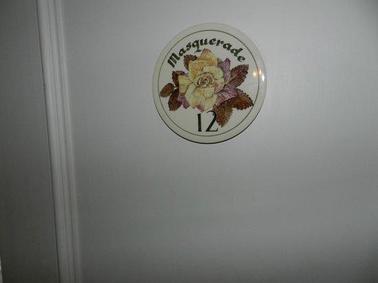 Longueville Manor: The Masquerade Room