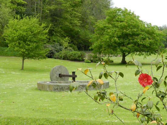 Longueville Manor: The grounds