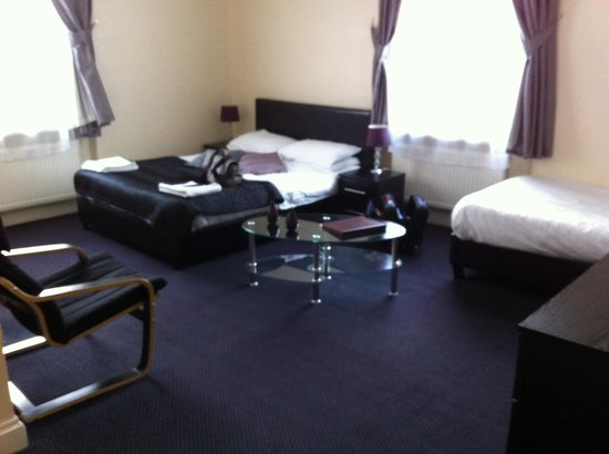 Castle Park Hotel : Much better than the tariff suggests