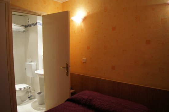 Hotel du Mont Blanc: номер