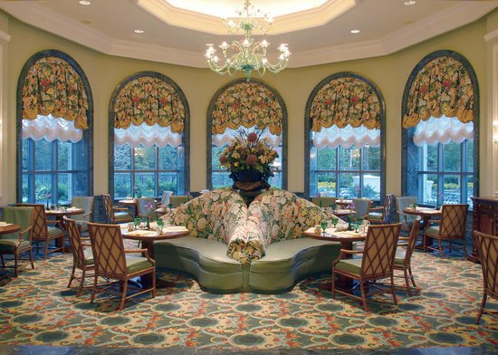 Welcome to the Garden Cafe, where breakfast, lunch, and dinner are made extraordinary.