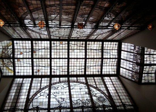 Grand Hotel Amrâth Amsterdam: Class in Glass