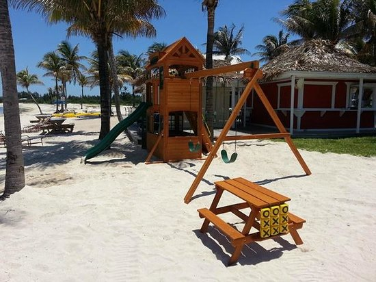 Old Bahama Bay: New Playground