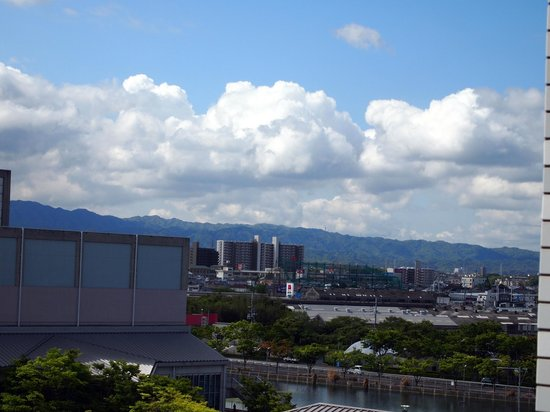 Kaizuka view from City Hall rooftop