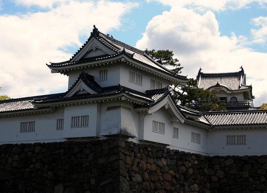 Kaizuka, Japan: Kishiwada Castle