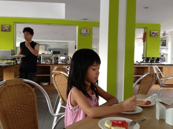 favehotel Cenang Beach - Langkawi: Breakfast Area