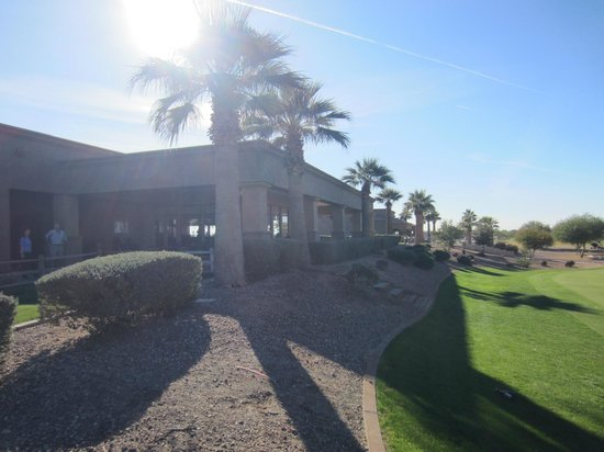 Sundance Golf Club: Excellent Clubhouse and Practice Facility