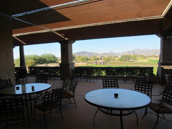 Sundance Golf Club: Mountain Views
