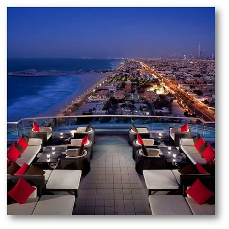 Photo of Bar Uptown Bar at Jumeira Jumeira Rd, Dubai, United Arab Emirates