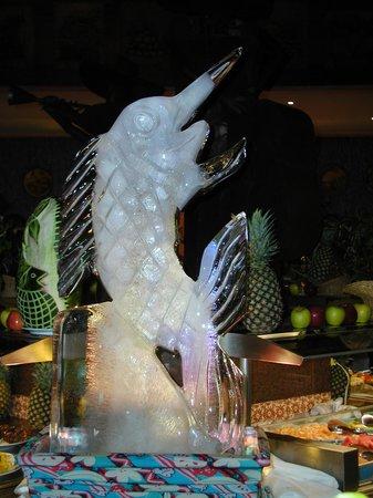Iberostar Quetzal Playacar: Buffet