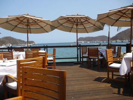 Marina Hotel & Resort: Club de playa