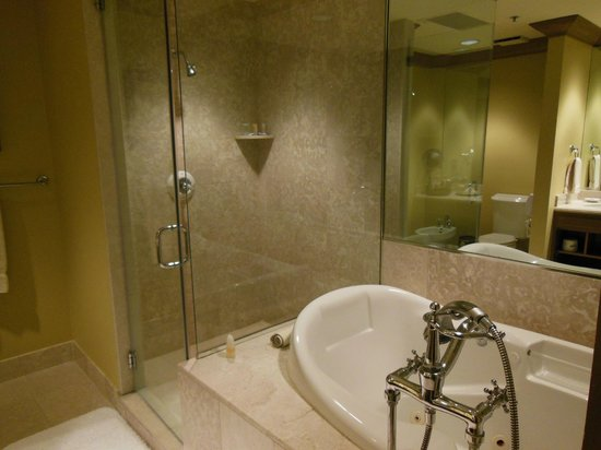 The Herrington Inn & Spa: perfect soaking tub