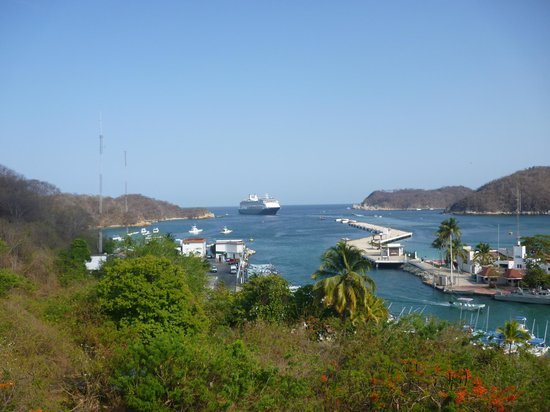 Marina Hotel & Resort: Bahia de Huatulco