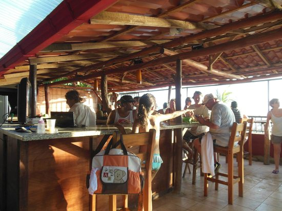 The Point Beach Bar & Grill: Another beautiful day!