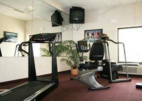 Hampton Inn Flemington: Fitness Center