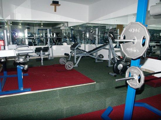 Kaysens Grande Hotel : kgh Gym