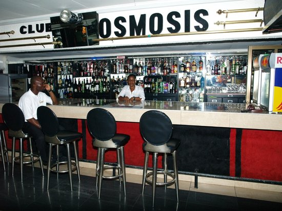 Kaysens Grande Hotel : Club Osmosis