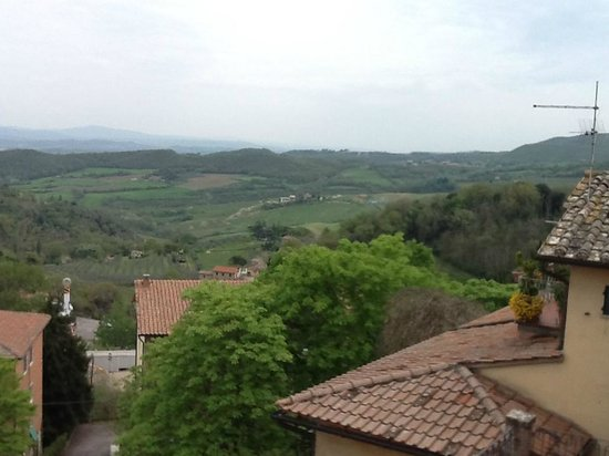 Albergo Il Marzocco : View from our window