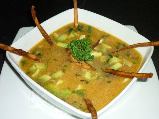 Fusion Grill & Restaurant: dinner