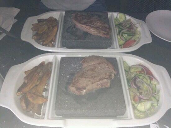 La Cocina: black rock steak