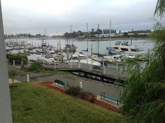 Homewood Suites by Hilton Oakland-Waterfront: Bay Side View