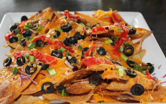 Miner's Grill and Sports Bar: Nachos