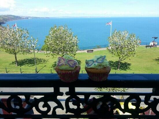 The Downs, Babbacombe: sweet heaven