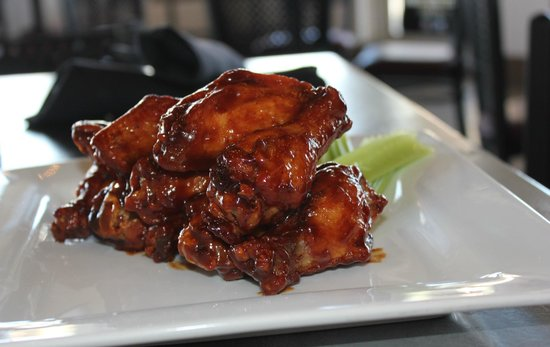 Miner's Grill and Sports Bar: Wings