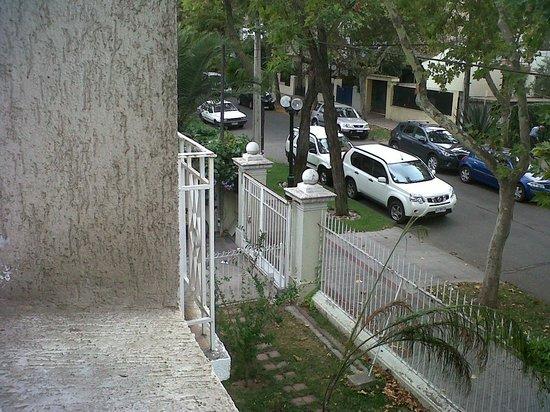 هوستال رومانديا: Vista Rua