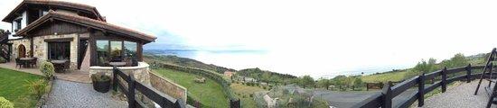 Agroturismo Maddiola: panoramic view