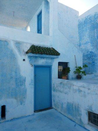 Riad Amazigh Meknes: rooftop