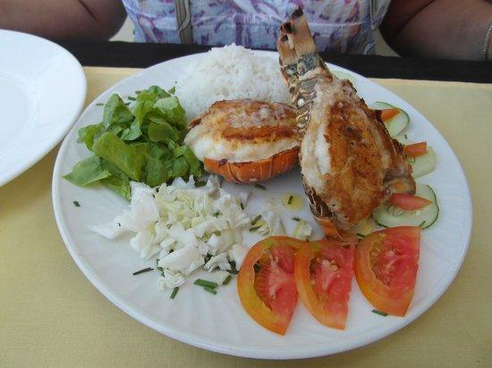 La Rampa: Amazing lobster for $14!!